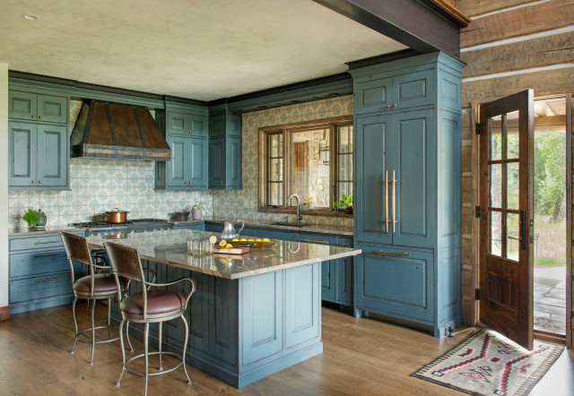 new this week 6 stylish not white kitchen cabinet colors in 2020 rustic kitchen design on kitchen cabinets not white id=62706