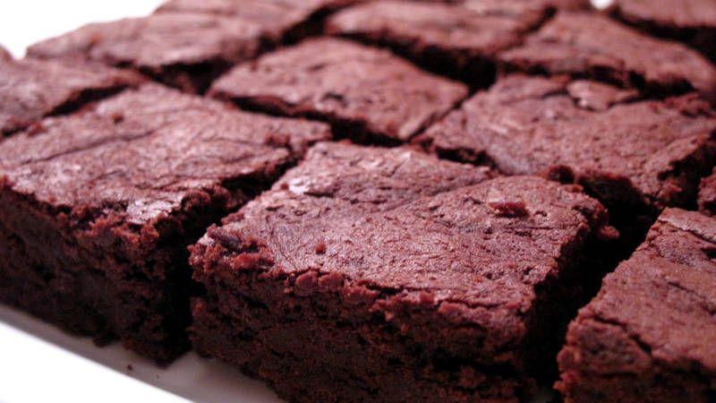 Ricetta Brownies Bimby Senza Burro.Brownies Al Cacao Ricette Bimby Ricetta Ricette Ricette Facili Bimby