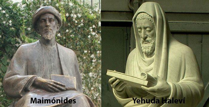 Maimónides y Yehuda Haleví en Lengua Romance | Arte y Cultura | Diario Judío México