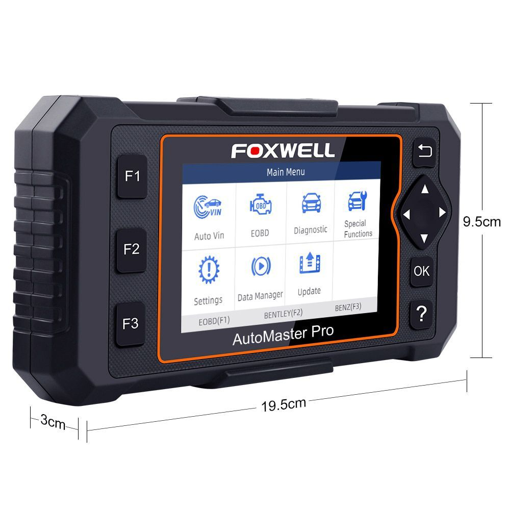 Us 159 00 Foxwell Nt624 Elite Obd2 Scanner Full System Obd2 Automotive Scanner Chinaobd2 Com Car Scanner Diagnostic Tool Car Diagnostic Tool