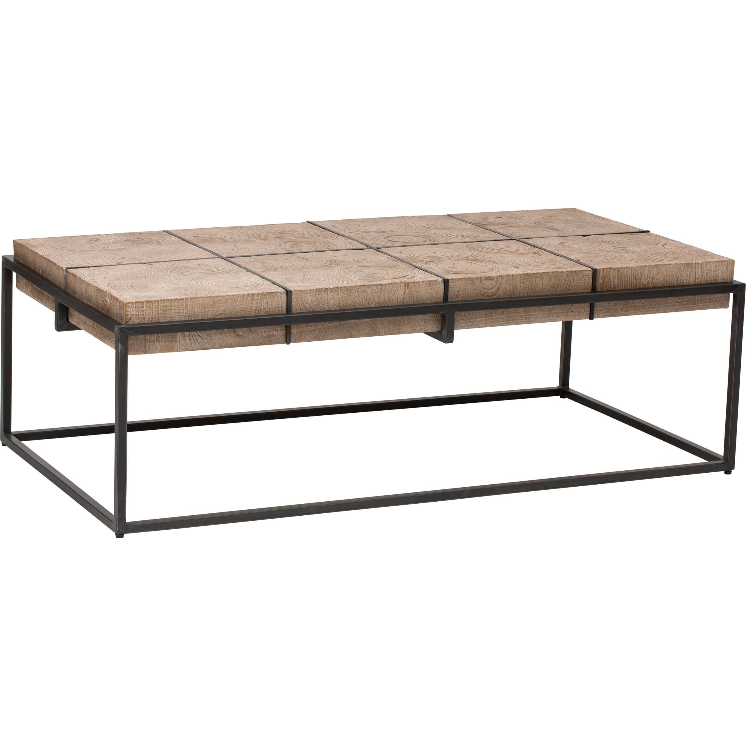 Cooper Rectangle Coffee Table - Coffee Tables - Accent Tables - Furniture