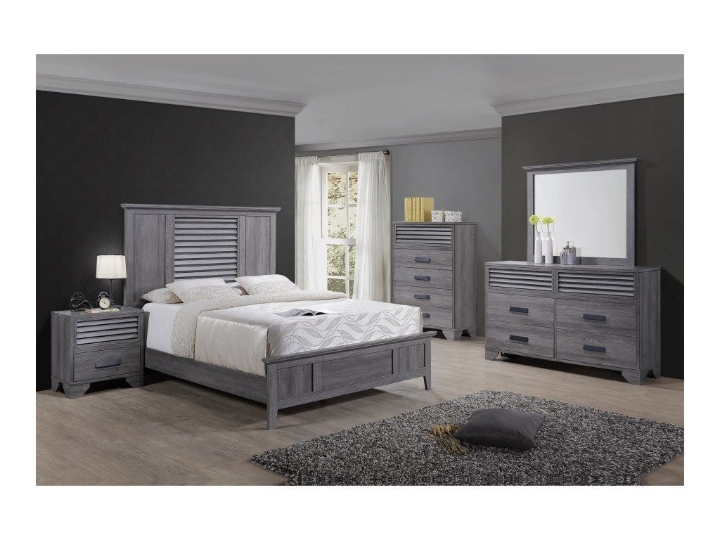 crown mark sarter collection b4760 bedroom set savvy discount rh pinterest com