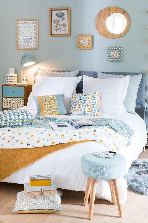 Ideas Para Pintar Dormitorios Confort Home Pinterest Bedroom - Ideas-para-pintar-habitaciones