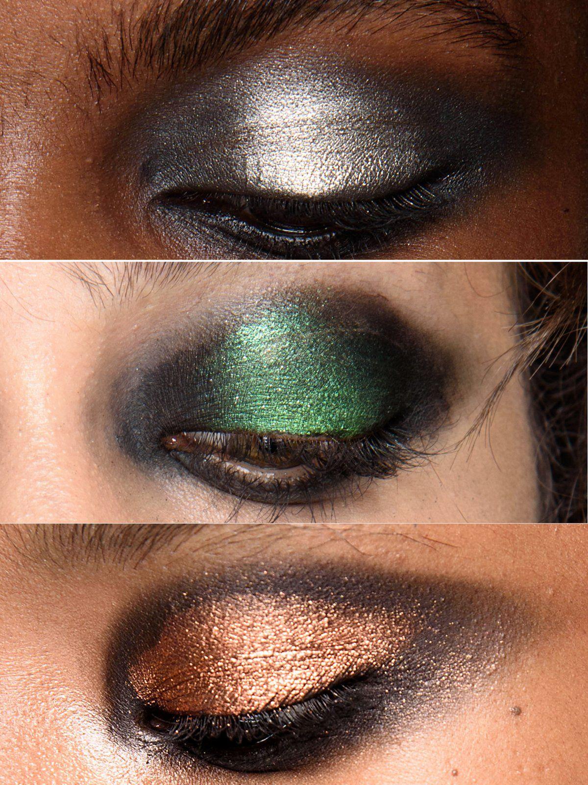 Smokey Eyes Anleitung Schritt Für Schritt Mit Bildern Schminken