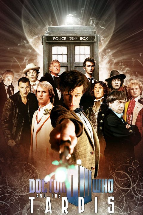 SCIENCE FICTION POSTER Doctor Who Things I Learned