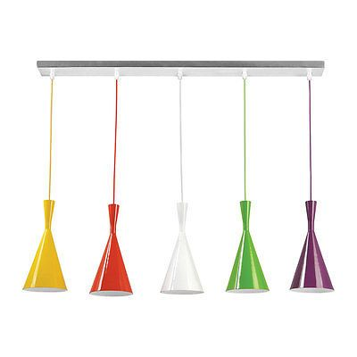 5 cone multicoloured pendant light google search ideas for the 5 cones pendant light ceiling multi coloured with elegant design brand new aloadofball Image collections