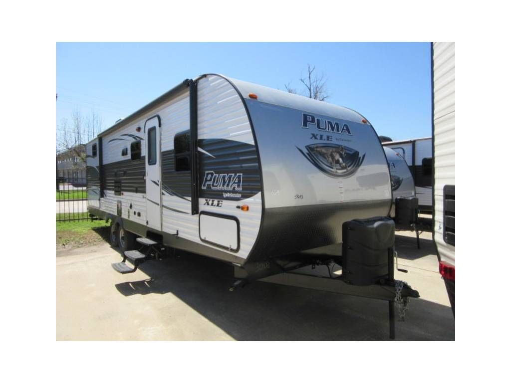 Check out this 2016 Palomino Puma XLE 30DBSC listing in Conroe, TX 77301 on RVtrader.com. It is a Travel Trailer and is for sale at $19988.
