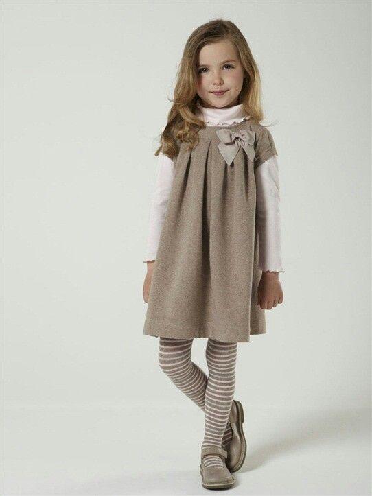 2a78233ae بالصور: تصميمات لملابس البنات في الشتاء   سوبر ماما