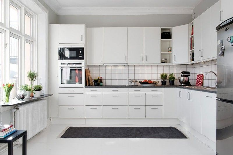 Kitchen Design White modern white kitchen cabinets awesome | kitchen | pinterest