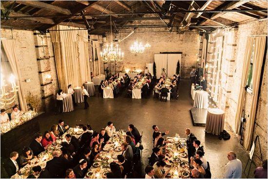 The Green Building Best Wedding Venues Loft Wedding Reception Wedding Venues