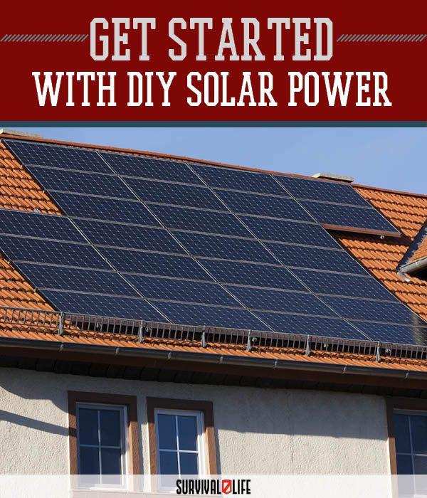 Solar Power For Homes Electricity From The Sun S Energy Survival Life Solar Power House Solar Power Diy Diy Solar