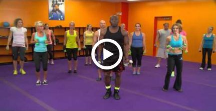 Billy Blanks Tae Bo Body Shape #fitness