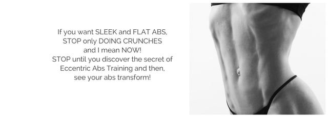 Eccentric Abs - How to Train Your Abs to be Flat and Sleek Training Program! SPECIAL PRICING ONLY UNTIL MIDNIGHT TONIGHT! - from GetFitFaster.ca on Vimeo