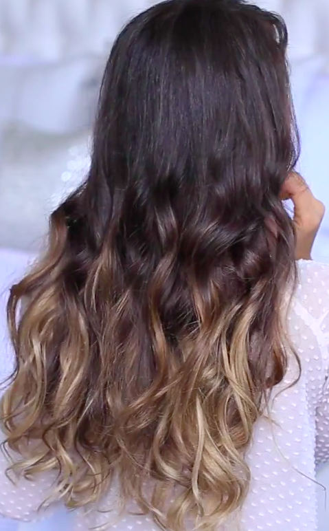 Cool Hairstyles For Girls Custom Easy And Effortless Waves Hairstyle Tutorial  Cool Hairstyles For