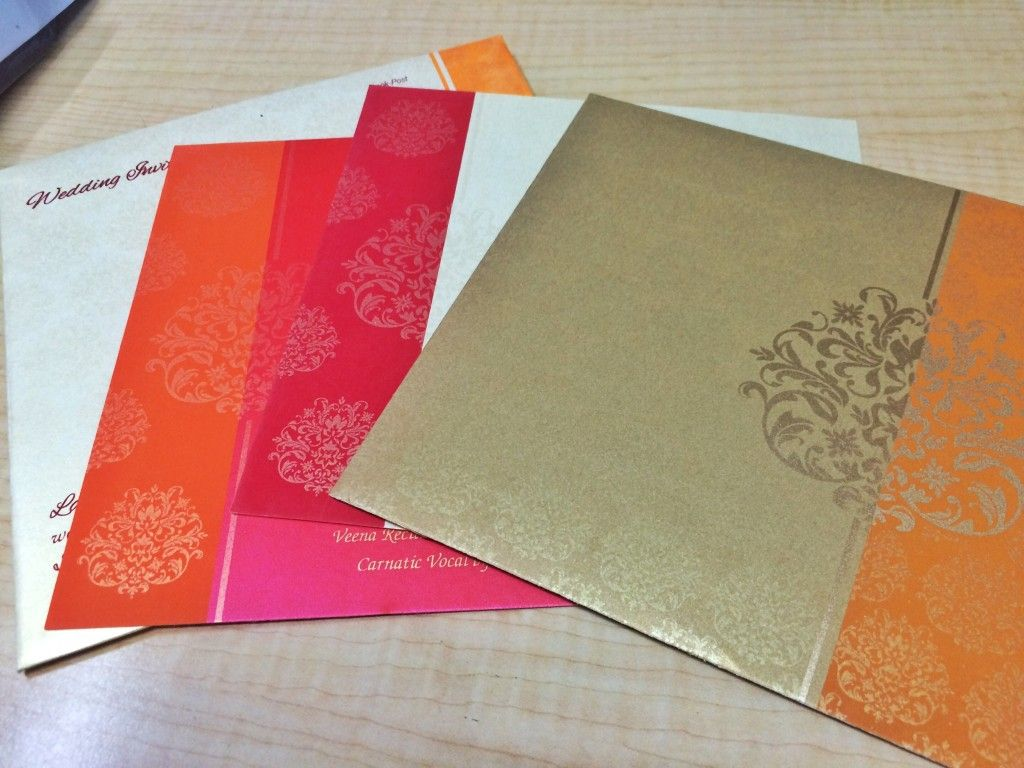 How To Save Money On Wedding Invitations | Marigold Tales | South ...