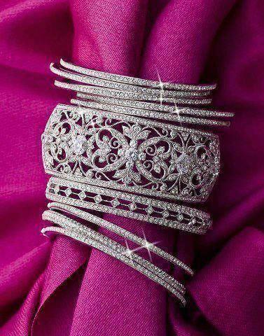 best 25 diamond bracelets ideas on pinterest sapphire. Black Bedroom Furniture Sets. Home Design Ideas