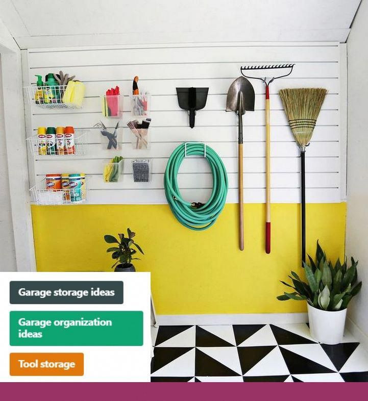 garage storage solutions diy projects and garage workbench reviews rh pinterest com