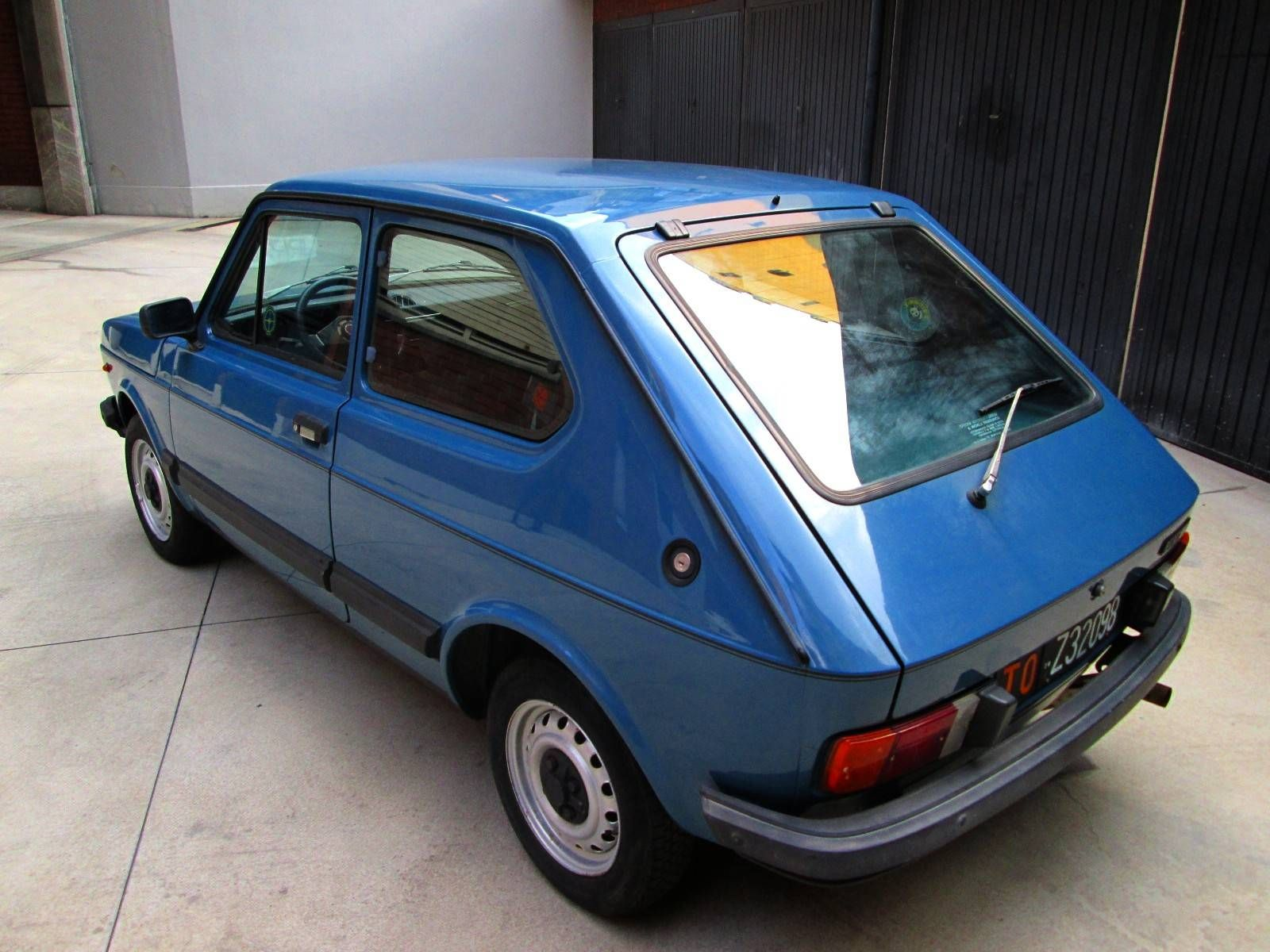 For Sale Fiat 127 1981 Offered For Gbp 2 901 With Images