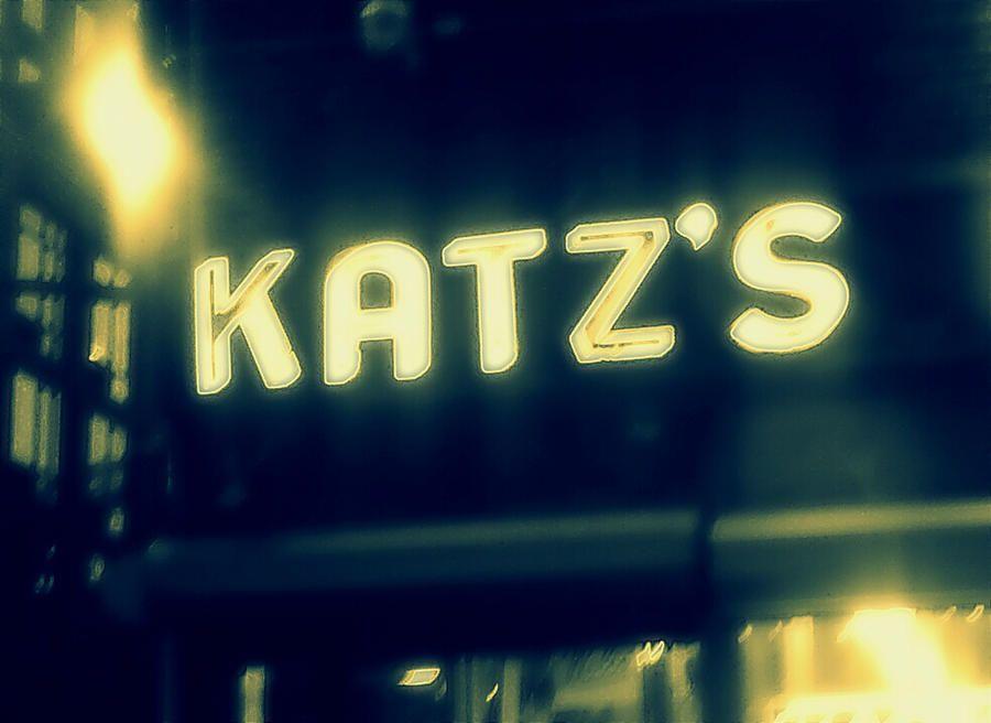 Nyc Photograph - Nycs Famous Katzs Deli by Paulo Guimaraes Prints starting at $18!