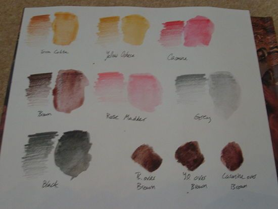 Use Watercolor Pencils Watercolor Pencils Watercolor Pencils