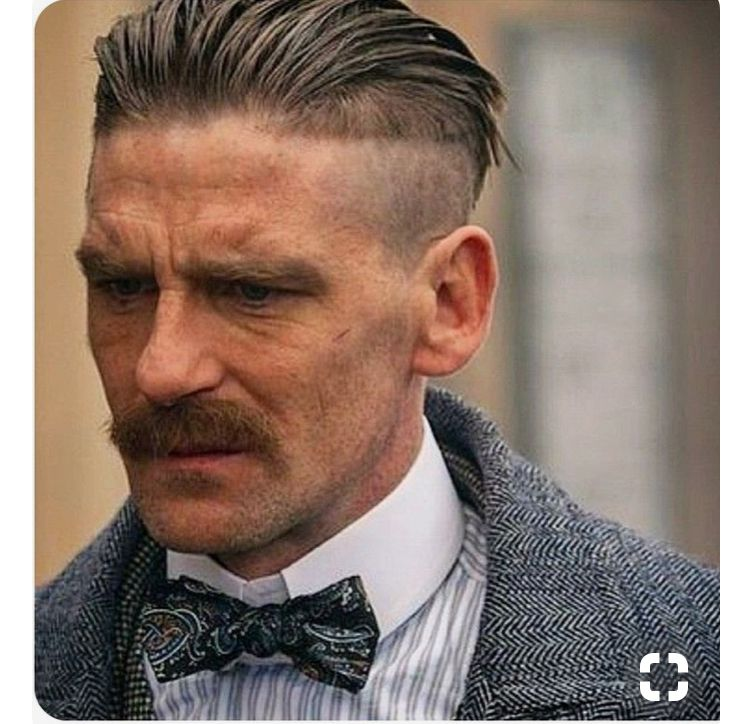 Arthur Shelby With Images Peaky Blinder Haircut 1920s Mens
