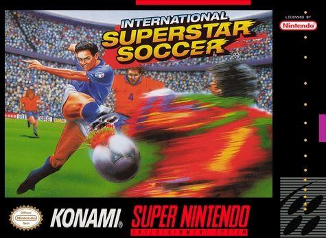 International Superstar Soccer Super Nintendo Game Super Nintendo Super Nintendo Games Nintendo Games