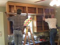 Upgrade Basic Kitchen Cabinets And Take Advantage Of Unused Space Classy Basic Kitchen Cabinets Review