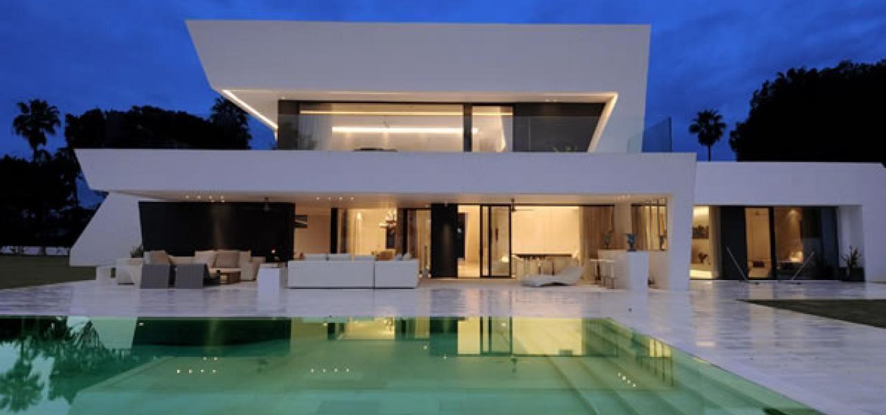 interior design of bungalow houses%0A Beautiful Houses  Sotogrande in Spain   Abduzeedo   Graphic Design