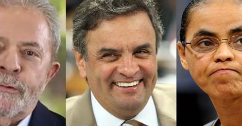 RS Notícias: Pesquisa para presidência mostra Aécio com 26%, Lu...