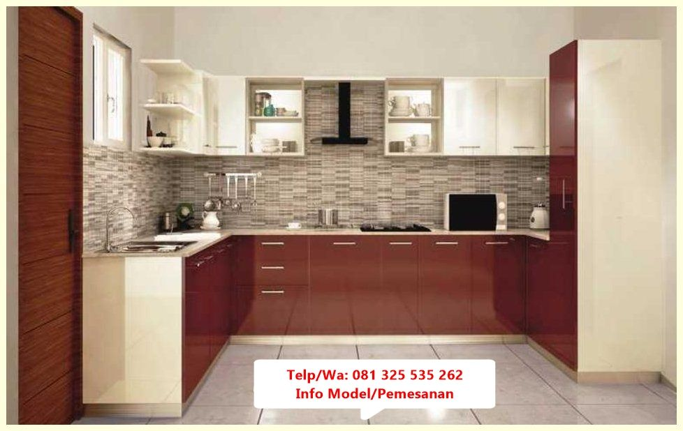 Desain Kitchen Set Jati Minimalis Trend Kitch Kitchen Set Jati