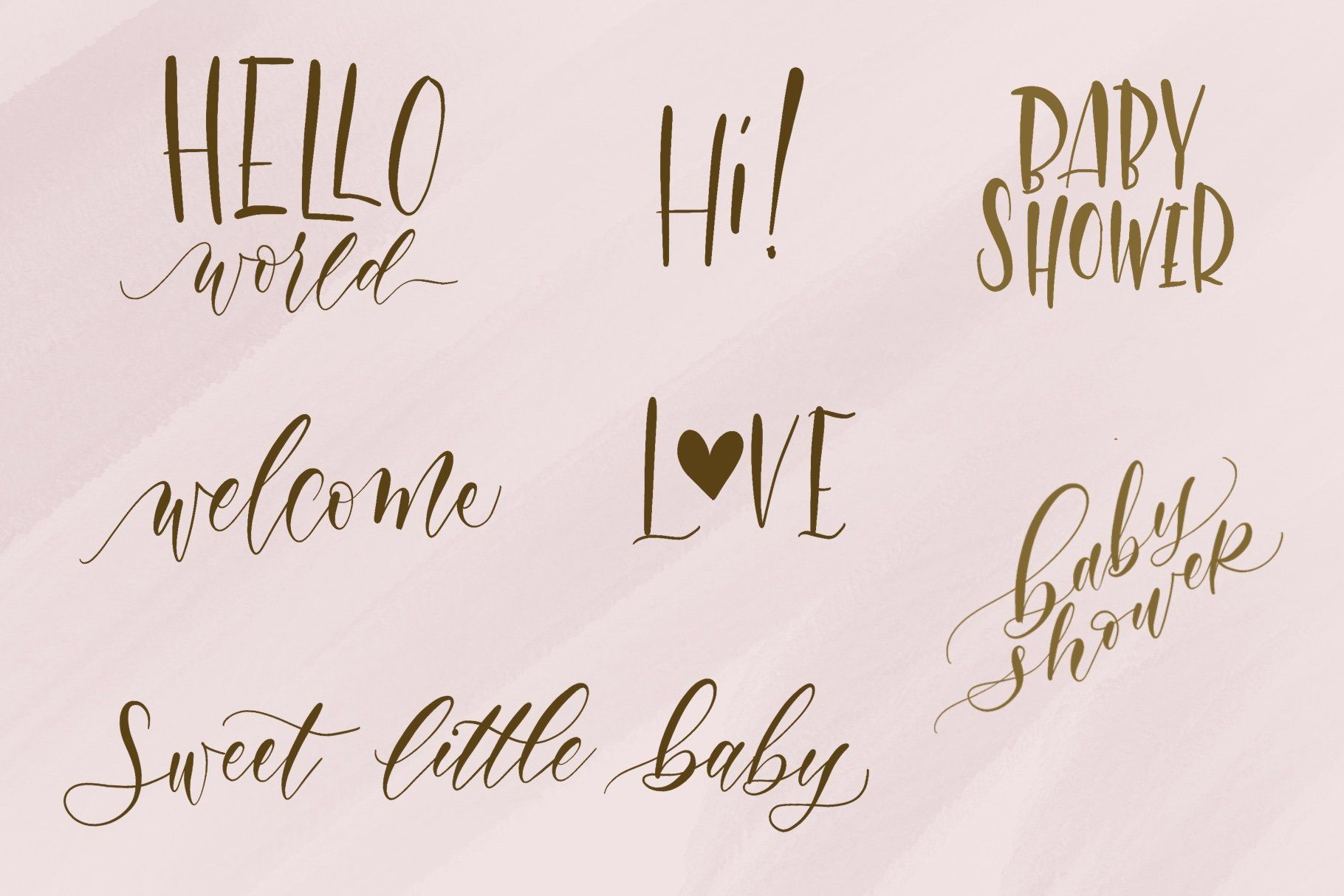 Update Baby Phrases For Baby Stuff