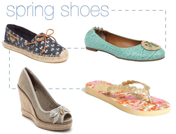 Spring Shoes | With Love, Ellyse