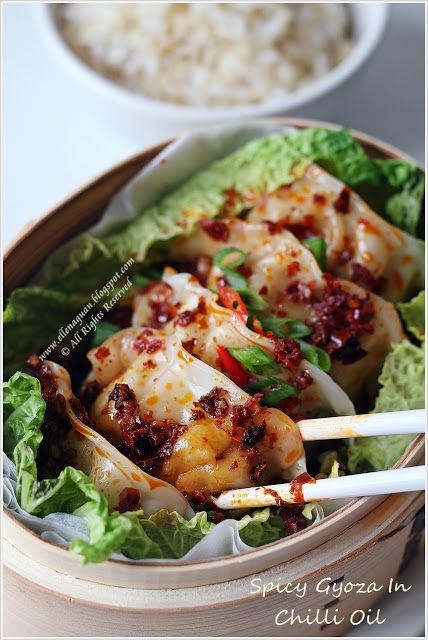 Cuisine paradise singapore food blog recipes reviews and cuisine paradise singapore food blog recipes reviews and travel spicy gyoza in forumfinder Gallery