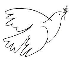 Paz Y Solidaridad Paloma De La Paz Dibujos De Palomas Dibujos De La Paz