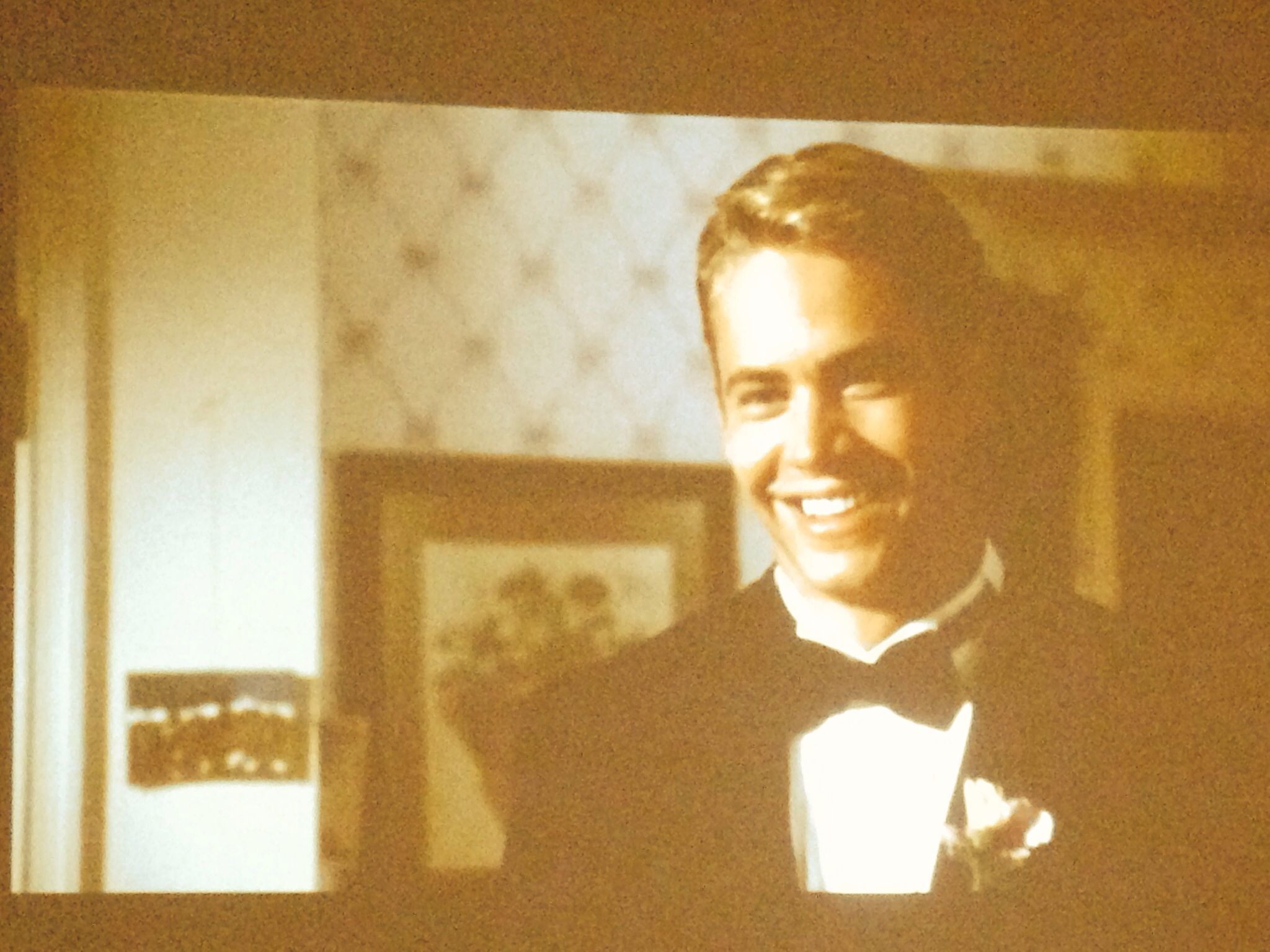 Paul walker ready for prom shes all that actors