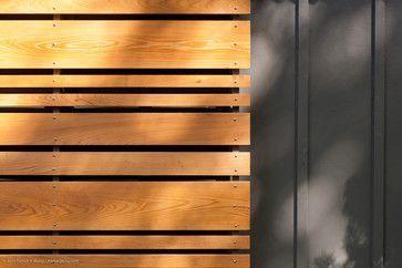 Black Painted Fence Vertical Board Batten Fence Design Modern Fence Horizontal Fence