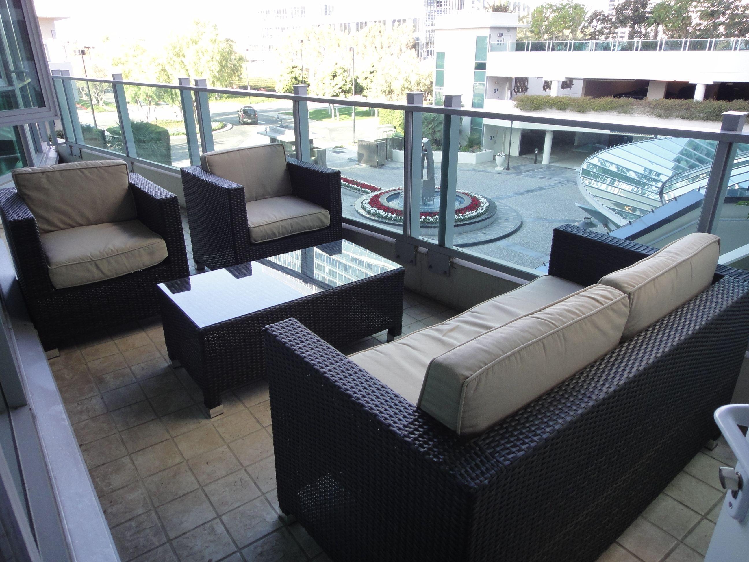 Balcony Patio Furniture Gardens Patios And Balconies Pinterest Balconies Patios And