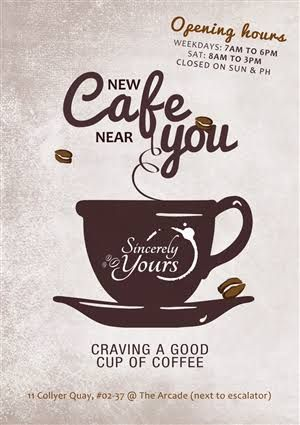 Image result for cafe opening flyer Grand opening flyer Pinterest