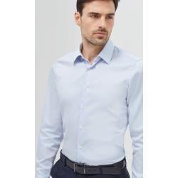 Slim Fit Hemden -  Hemd Pierce in Mittelblau JoopJoop!  - #DesignerShoes #Fit #Hemden #HermesHermesBags #LouisVuitton #LouisVuittonHandbags #Slim