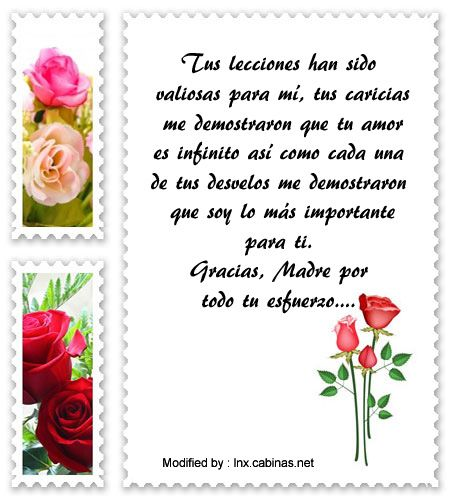 Pin by Careliz M. on tarjeta de madres | Mom poems, Frases ...