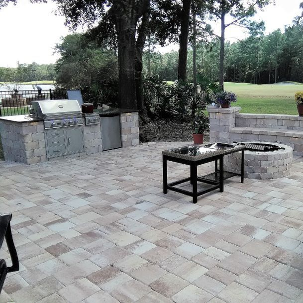 Patio Paver Installation Contractors: Paver Contractor Jacksonville, Middleburg, Orange Park And