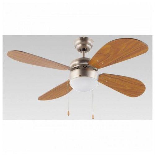 Ceiling Fan with Light Grupo FM 8427561801051 50W