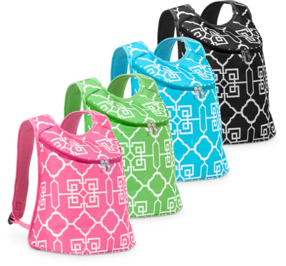 Insulated Cooler Backpacks - could be cute for keeping diabetes supplies  cool all day 398e07c403170