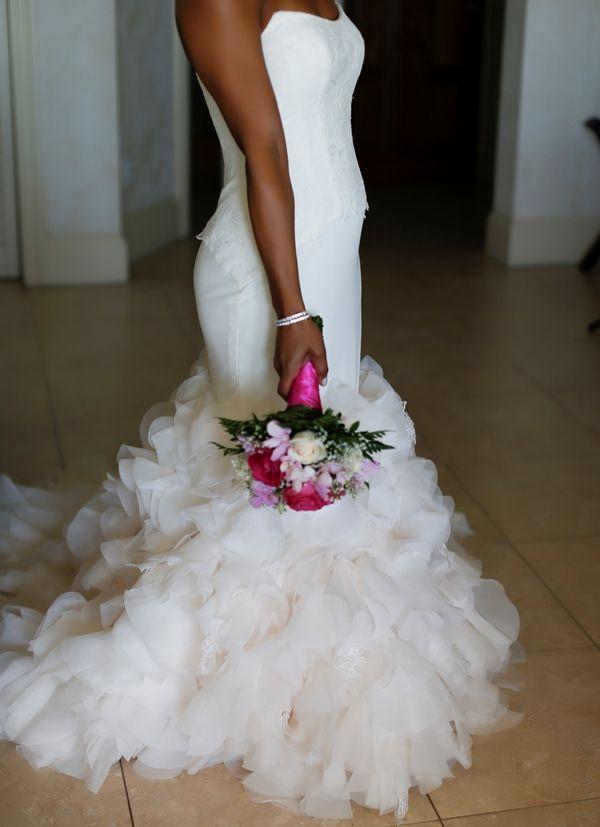Caribbean Chic Wedding in Antigua