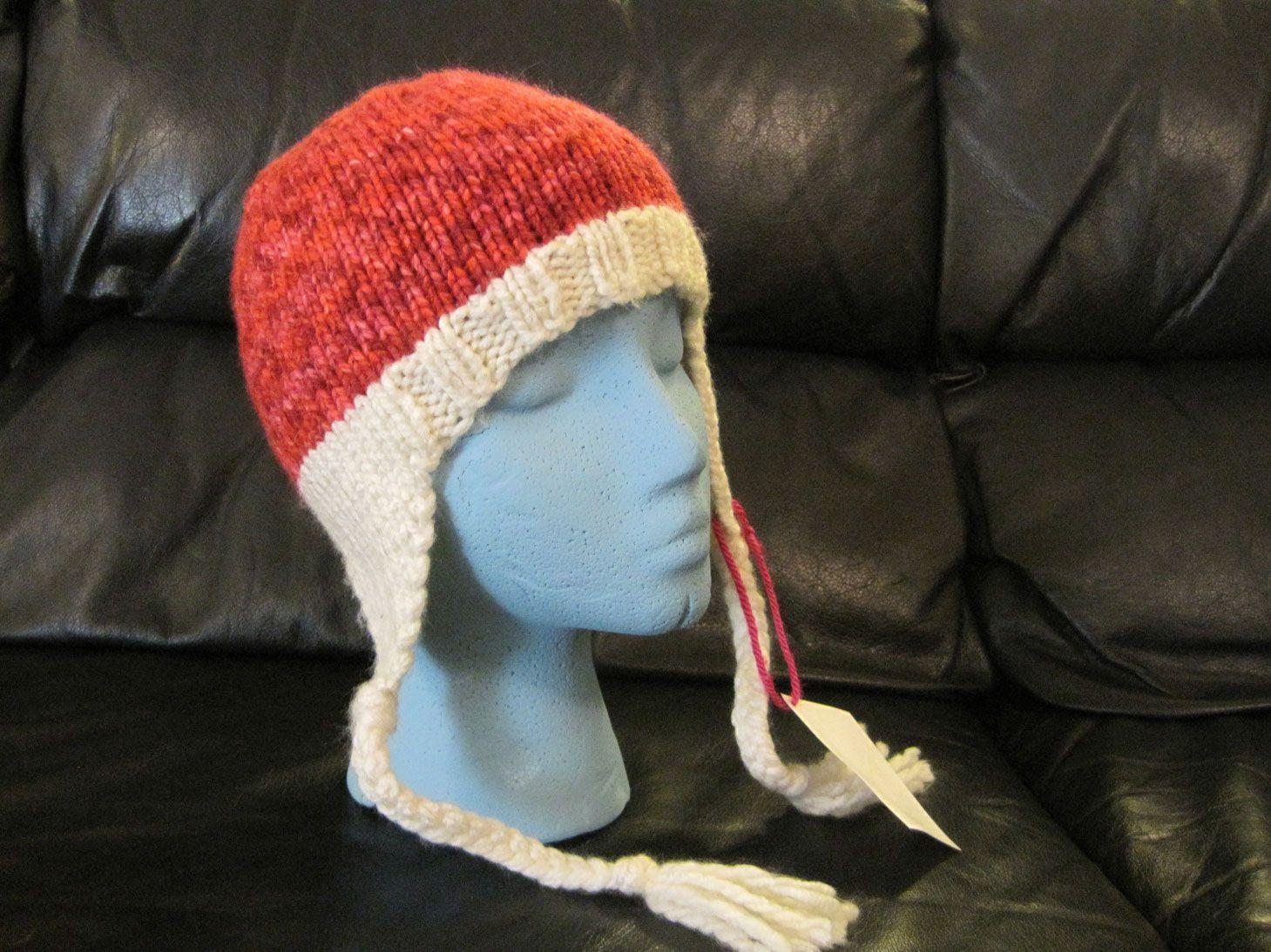 Knit Nat: My Classic Ear Flap Hat