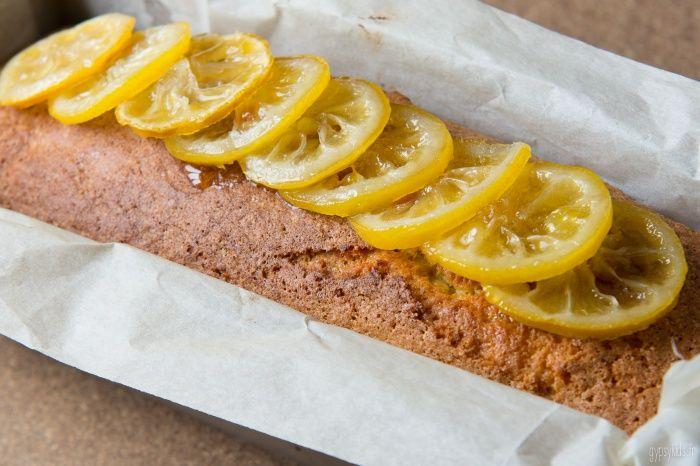 Lemon Cake | Villa Gypsy