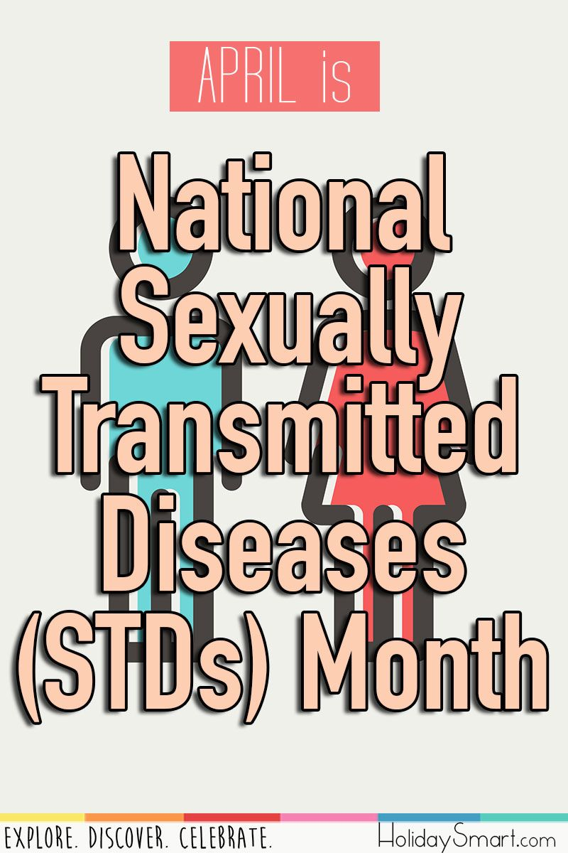 National Sexually Transmitted Diseases (STDs) Month