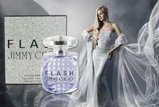 £29.99 instead of £79 for a 100ml bottle of Jimmy Choo Flash EDP from Wowcher Direct - smell fabulous and save 62%