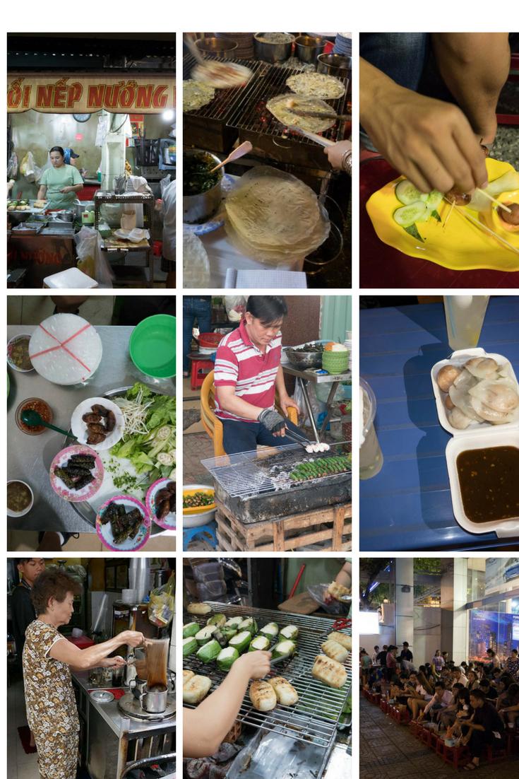 Saigon Street Food Tour Of Ho Chi Minh City By Motorbike Street Food Food Food Tours
