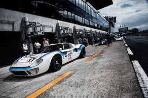 Ford GT40 1969 by alexisgoure